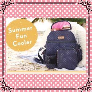 🌸Matilda Jane Summer Fun Cooler NWT🌸